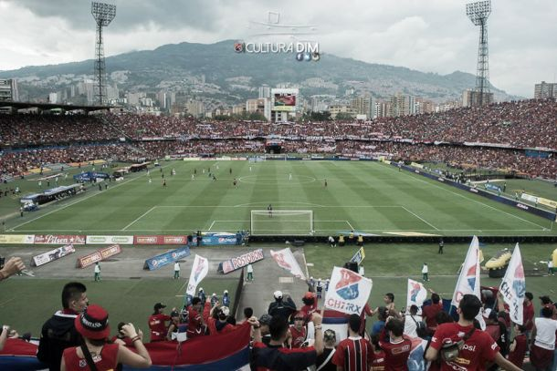 Independiente Santa Fe - Independiente Medellín: se agita el mar rojo