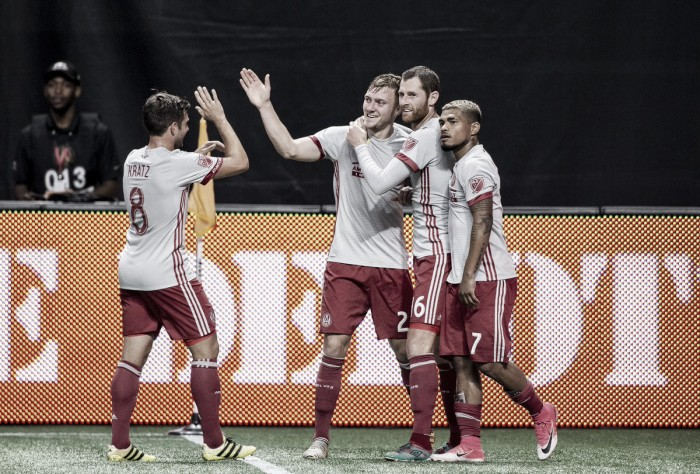 Atlanta United see off Philadelphia Union in rampant fashion
