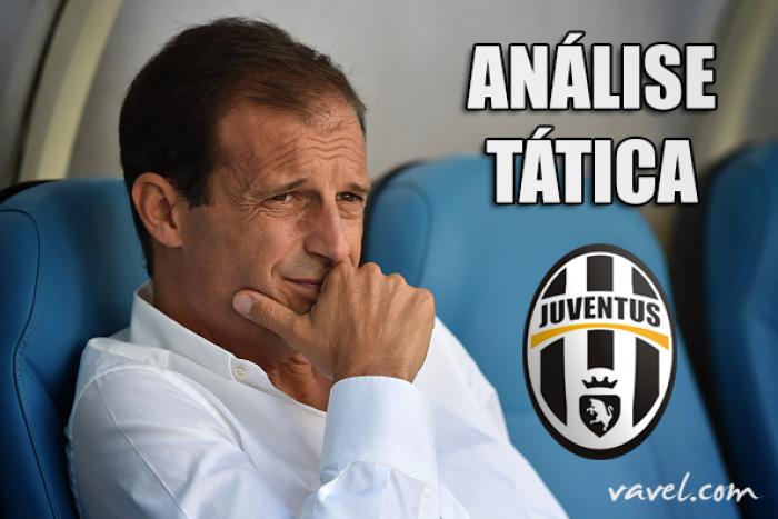 3-5-2 ou 4-3-1-2? O que é melhor para a Juventus de Allegri?