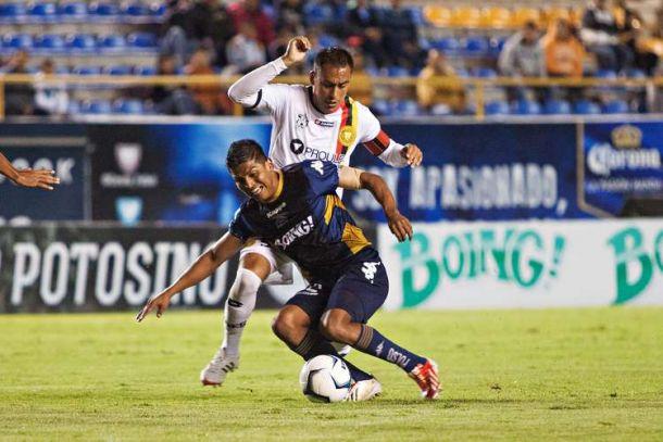Leones Negros - Atlético San Luis: En busca de liguilla