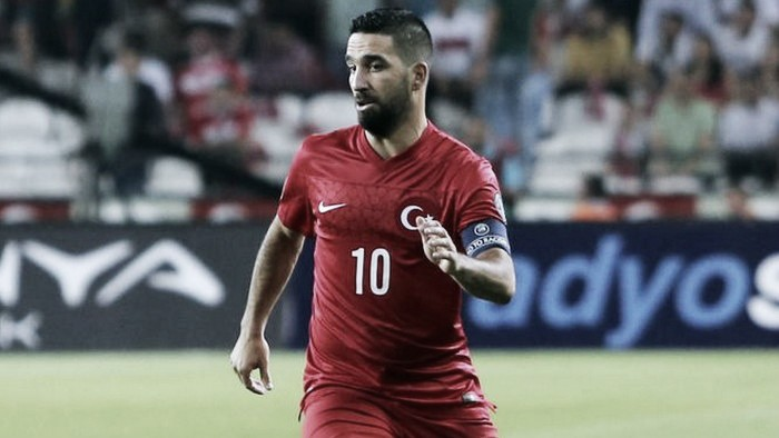 Turan heads Turkey Euro 2016 squad