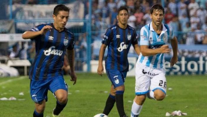 El Atlético tucumano fue demasiado para el rafaelino