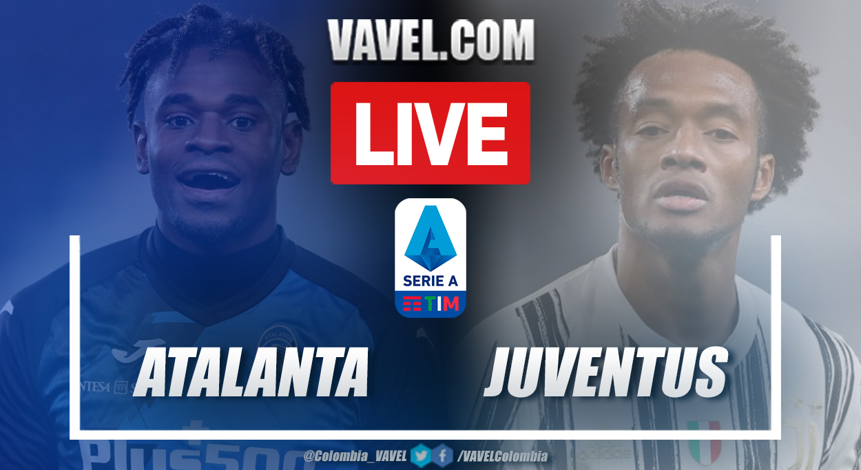 Resumen Atalanta vs Juventus (1-0) en la fecha 31 por Serie A 2020-2021