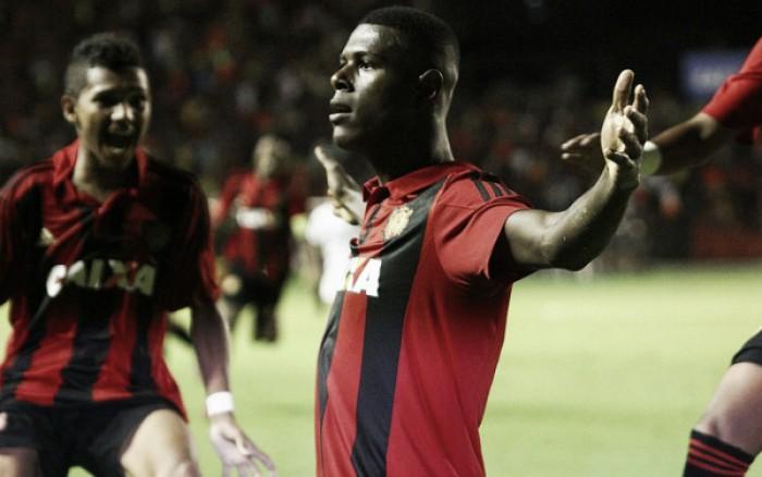 Sport assina contrato profissional com lateral-esquerdo Caio e atacante Patrick