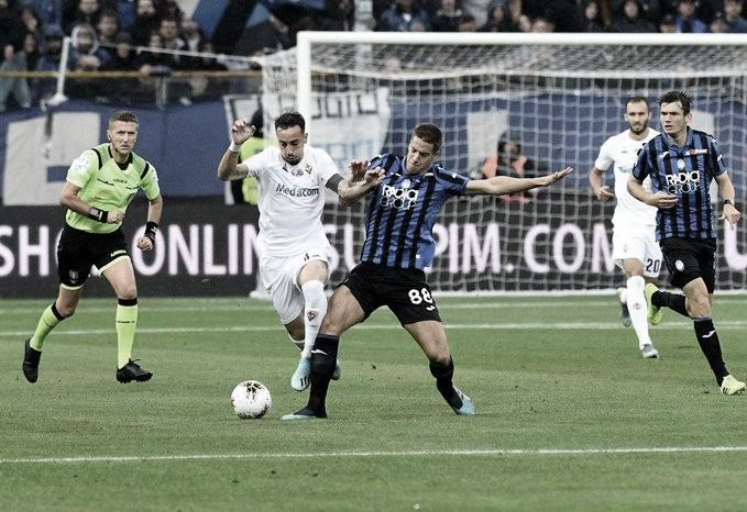 Em jogo marcado por novo caso de racismo, Atalanta marca no fim e busca empate contra Fiorentina