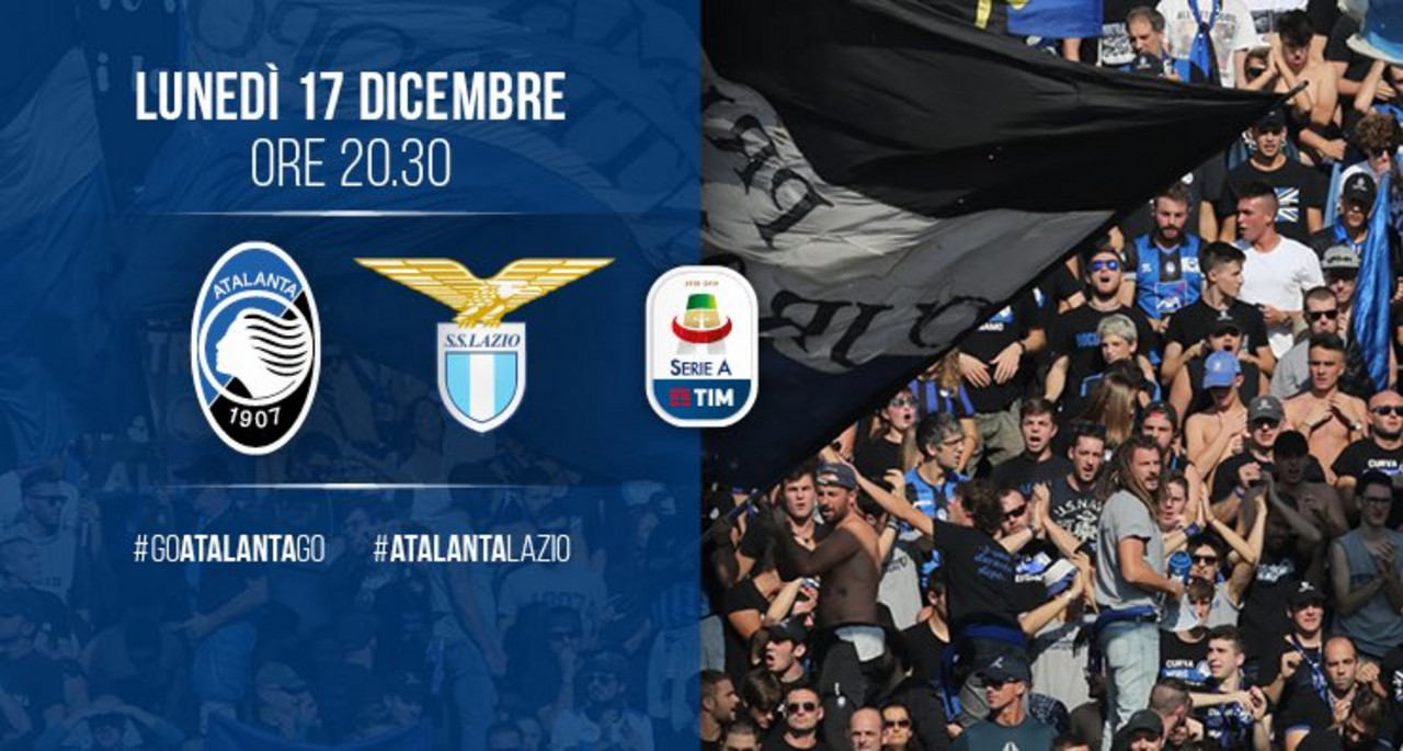 Atalanta-Lazio: le Formazioni Ufficiali. Mancini scalza Masiello, Correa dietro Immobile