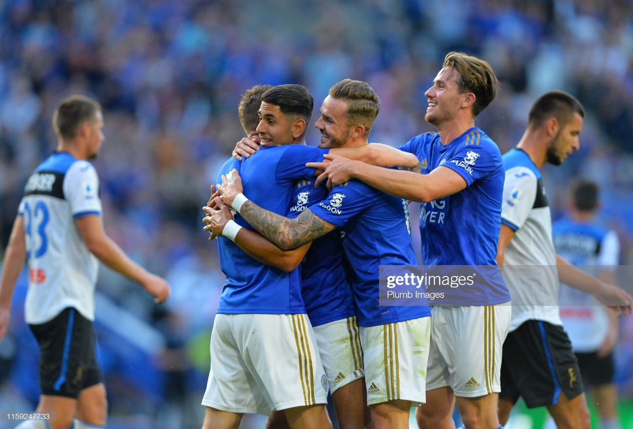 Leicester City 2-1 Atalanta BC: Foxes round off pre-season preparations with confident home victory