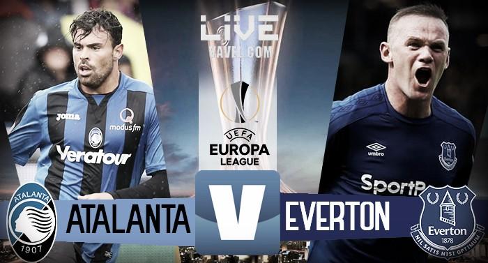Atalanta - Everton in diretta, LIVE Europa League 2017/18 - Masiello, Gomez, Cristante! (3-0)