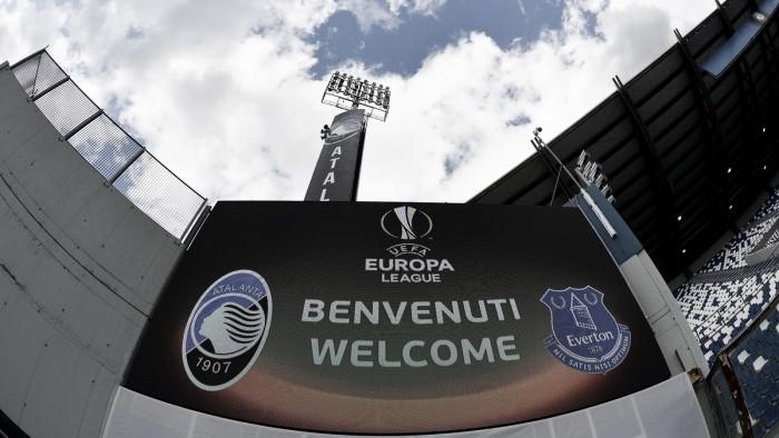 Atalanta-Everton, le formazioni ufficiali