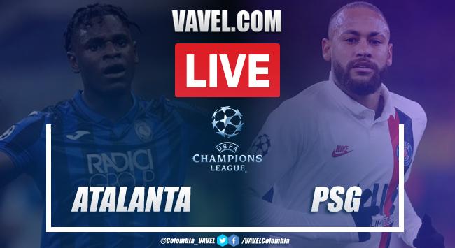 Resumen Atalanta vs. PSG (1-2)