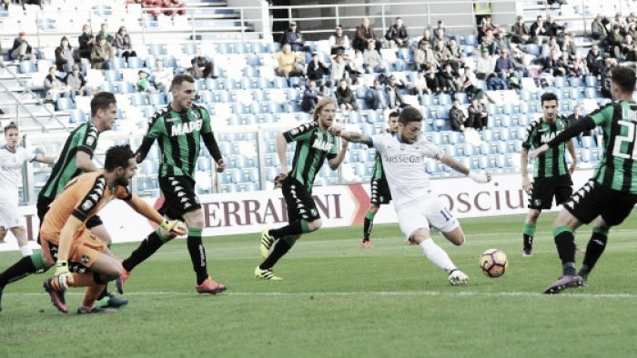 Serie A - L'Atalanta sogna l'Europa e attende il Sassuolo