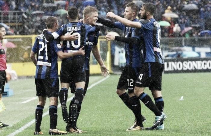 Atalanta, i gol delle punte stendono il Sassuolo: 2-1 con le firme di Cornelius e Petagna