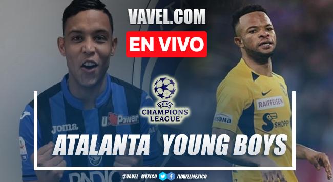 Goles y resumen del Atalanta 1-0 Young Boys en Champions League 2021