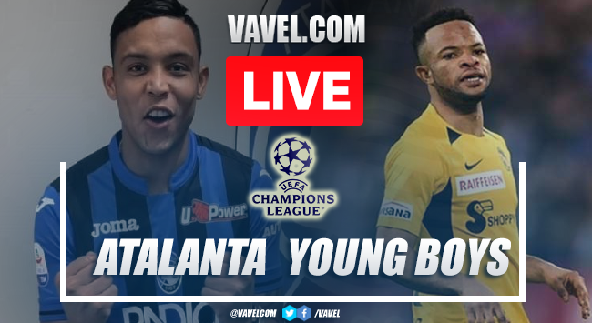 Goal and Highlights: Atalanta 1-0 Young Boys LIVE in Champions League 2021