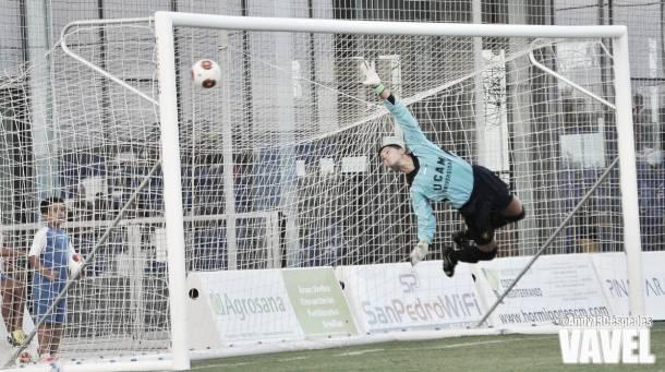 FC Cartagena 1 - 2 UCAM Murcia: las pruebas no salieron