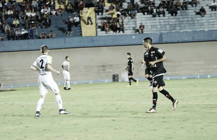 Atlético-GO vence confronto direto contra Criciúma e assume vice-liderança provisória