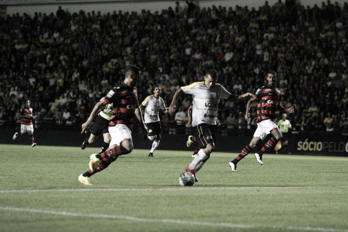 Na abertura da Série B, Atlético-GO e Criciúma se enfrentam após decepção nos estaduais