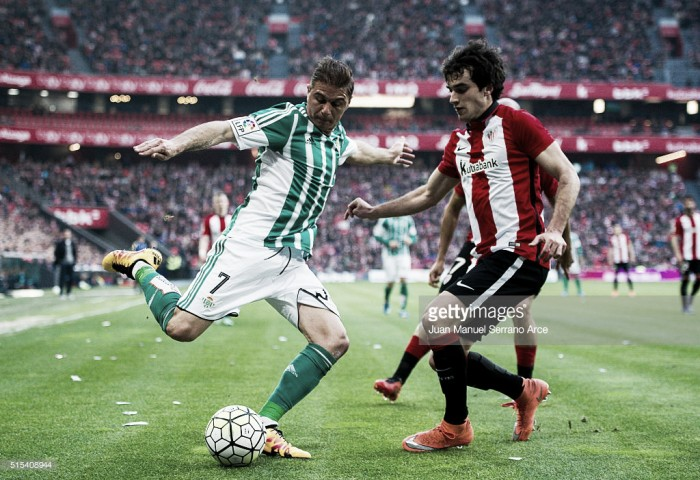 Liga BBVA: Athletic vence Betis