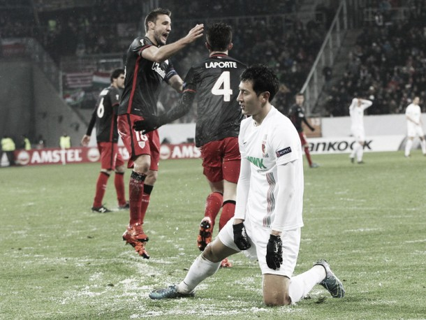 FC Augsburg 2-3 Athletic Bilbao: Dramatic turnaround steals the win late on for Spaniards