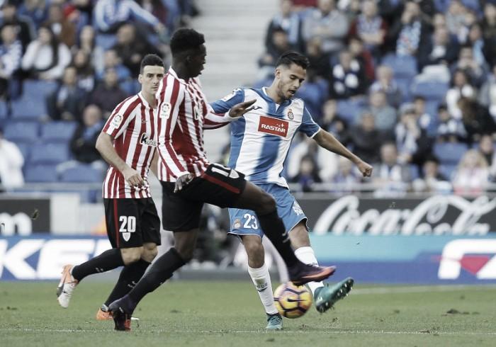 Espanyol e Athletic Bilbao ficam no empate em resultado ruim para as duas equipes