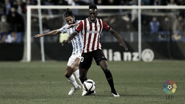 Athletic Club de Bilbao vs Málaga en vivo y en directo online
