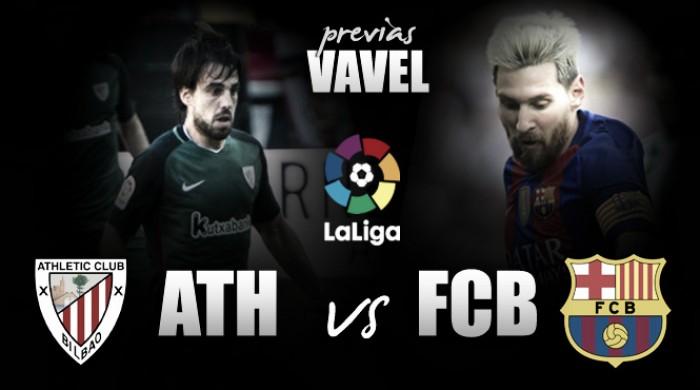 Previa Athletic Club - FC Barcelona: un clásico del fútbol español