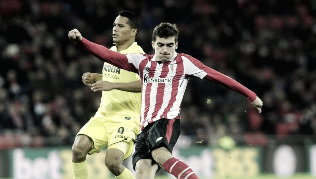 El Villarreal, fuerte en casa ante el Athletic
