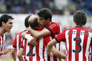 Racing-Athletic: puntuaciones Athletic, jornada 35