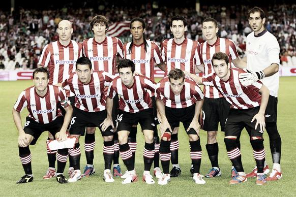 Athletic Club 2012/2013, en números