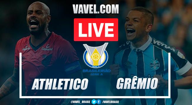 Gols e melhores momentos de Athletico-PR 1 x 2 Grêmio pelo Campeonato Brasileiro 2020