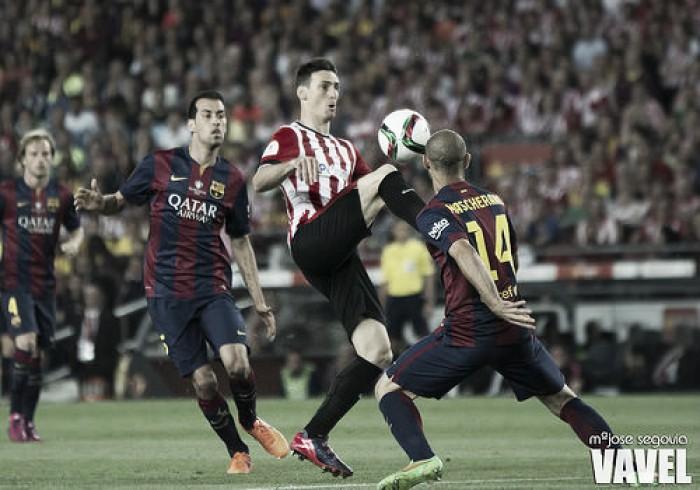 FC Barcelona - Athletic Club en Cuartos de Copa