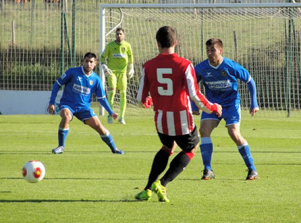 El Bilbao Athletic gana con autoridad
