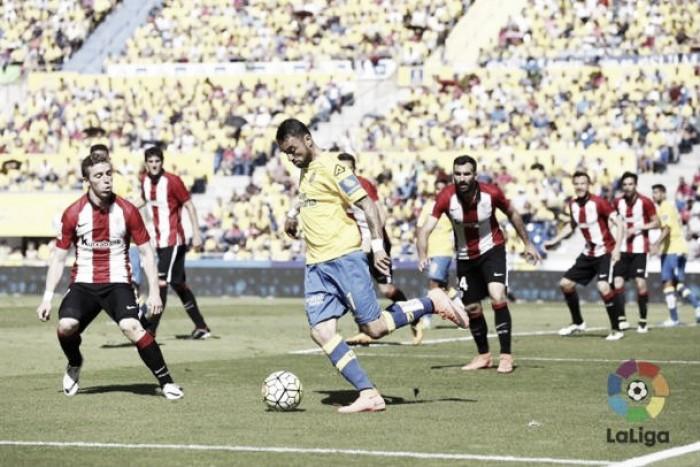 El Athletic sufre de insularidad en Gran Canaria