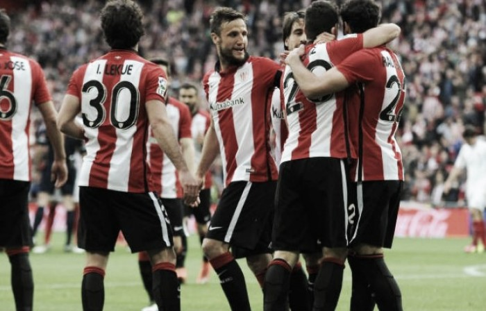 Na despedida da Liga Espanhola, Athletic Bilbao vence time misto do Sevilla