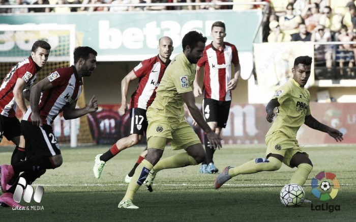 Decantando la balanza: Athletic - Villarreal