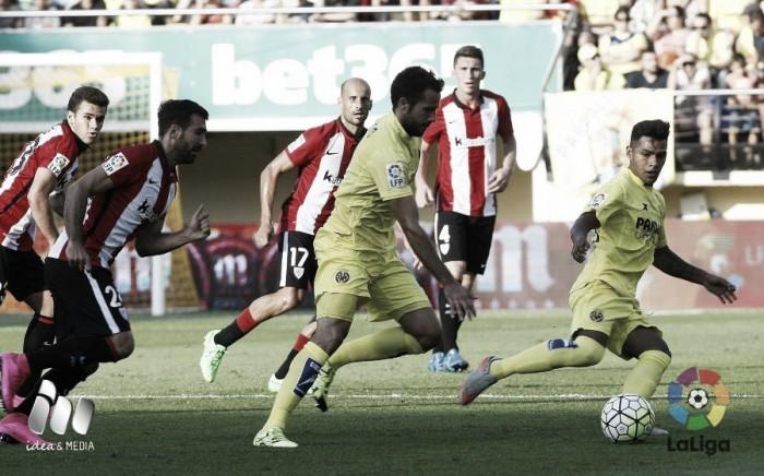 Decantando la balanza: Athletic - Villarreal