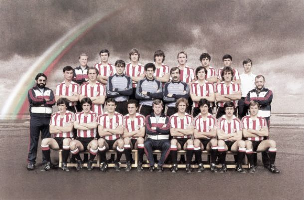 Athletic, en la élite de Europa: 1983-1984