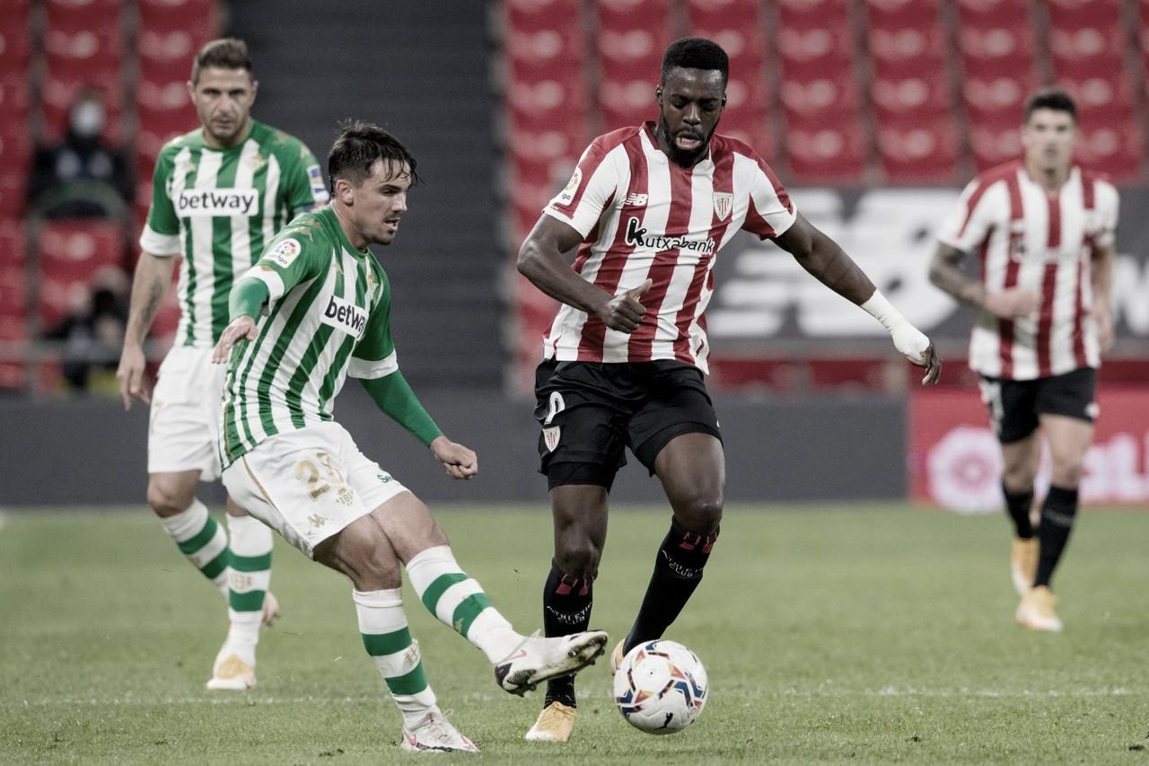 Athletic, rival copero para el Real Betis