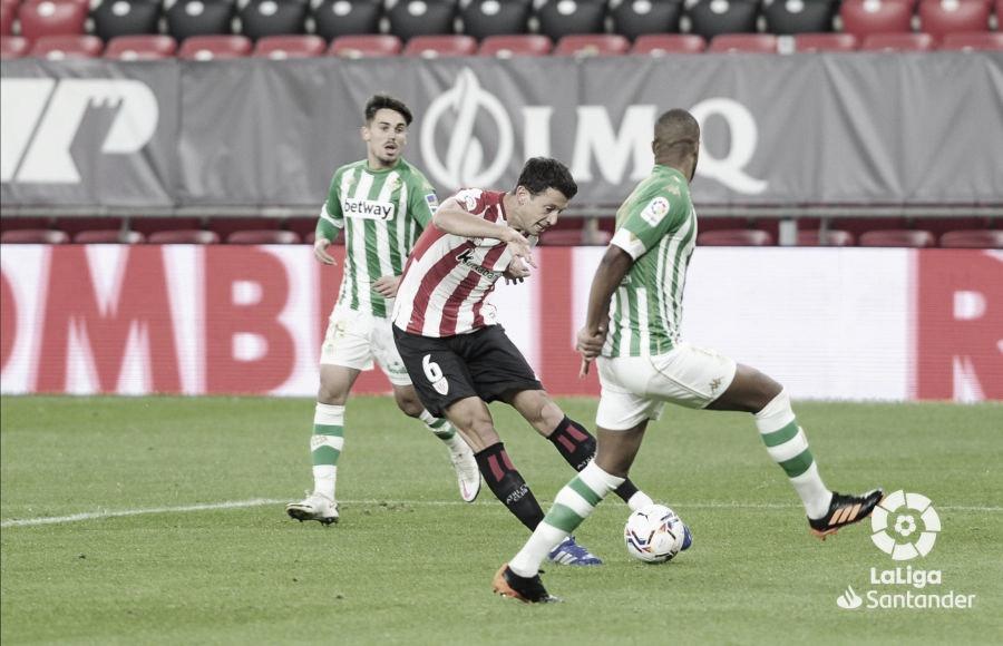 Previa Real Betis - Athletic: la dificultad de ganar a un león resentido