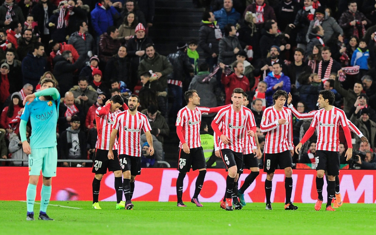 Análisis del rival:Athletic Club del  temor al descenso a la estabilidad