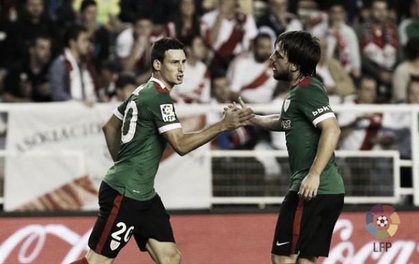 Decantando la balanza: Rayo Vallecano - Athletic Club