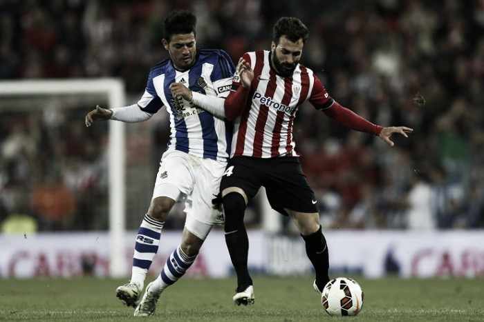 Athletic - Real Sociedad, domingo a las 18:15 horas