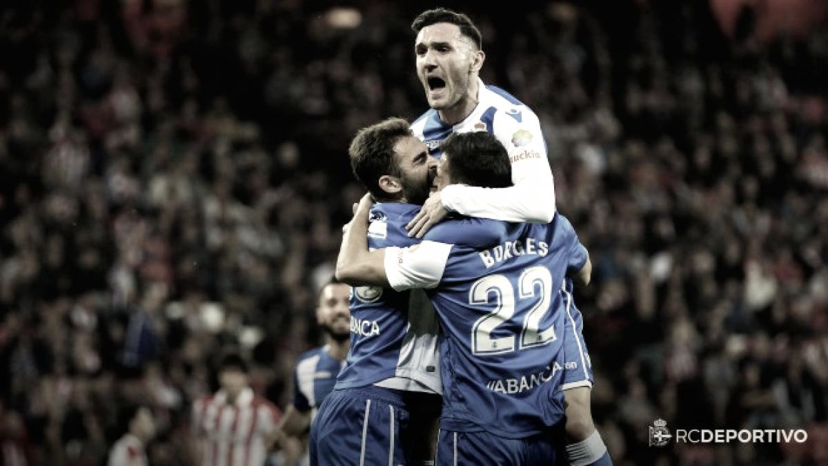 Una victoria de prestigio para el Deportivo