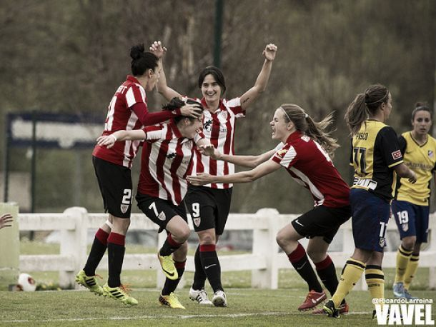 El Athletic Femenino, imparable