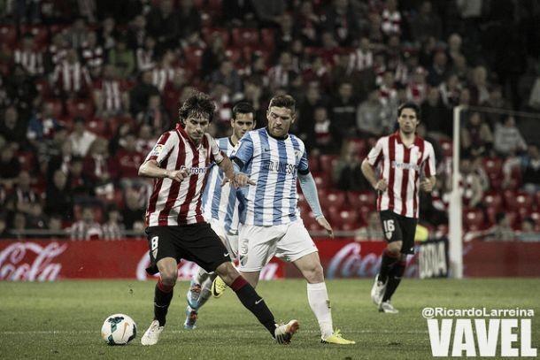 Los datos del Athletic Club - Málaga CF