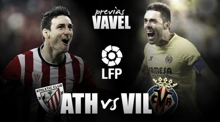 Athletic – Villarreal CF: Europa en juego
