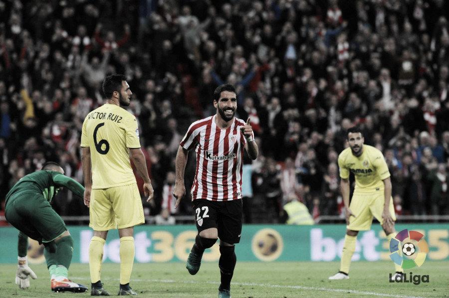 Resumen Athletic Club vs Villarreal CF en LaLiga 2018 (0-3) - VAVEL.com 1e2505b21302e