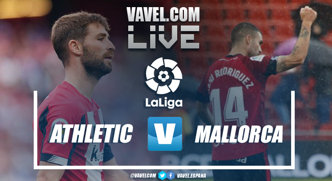 Resumen del Athletic vs Mallorca (3-1)