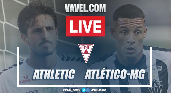 Gol e melhores momentos de Athletic Club x Atlético-MG (0-1)