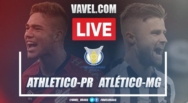 Gol e melhores momentos de Athletico-PR 0 x 1 Atlético-MG pelo Campeonato Brasileiro 2020